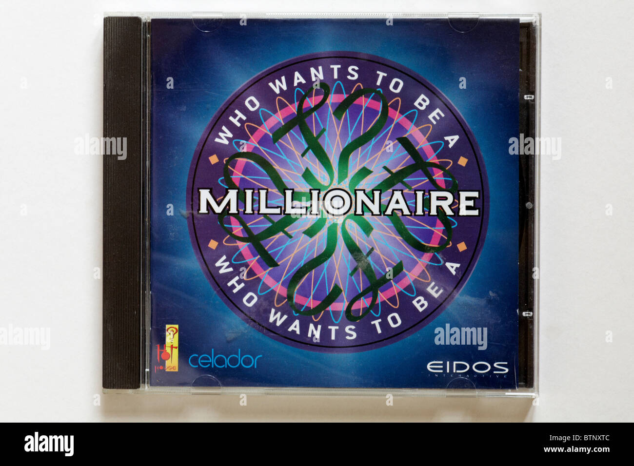 who wants to be a millionaire dvd stock photo, royalty free image, Powerpoint templates