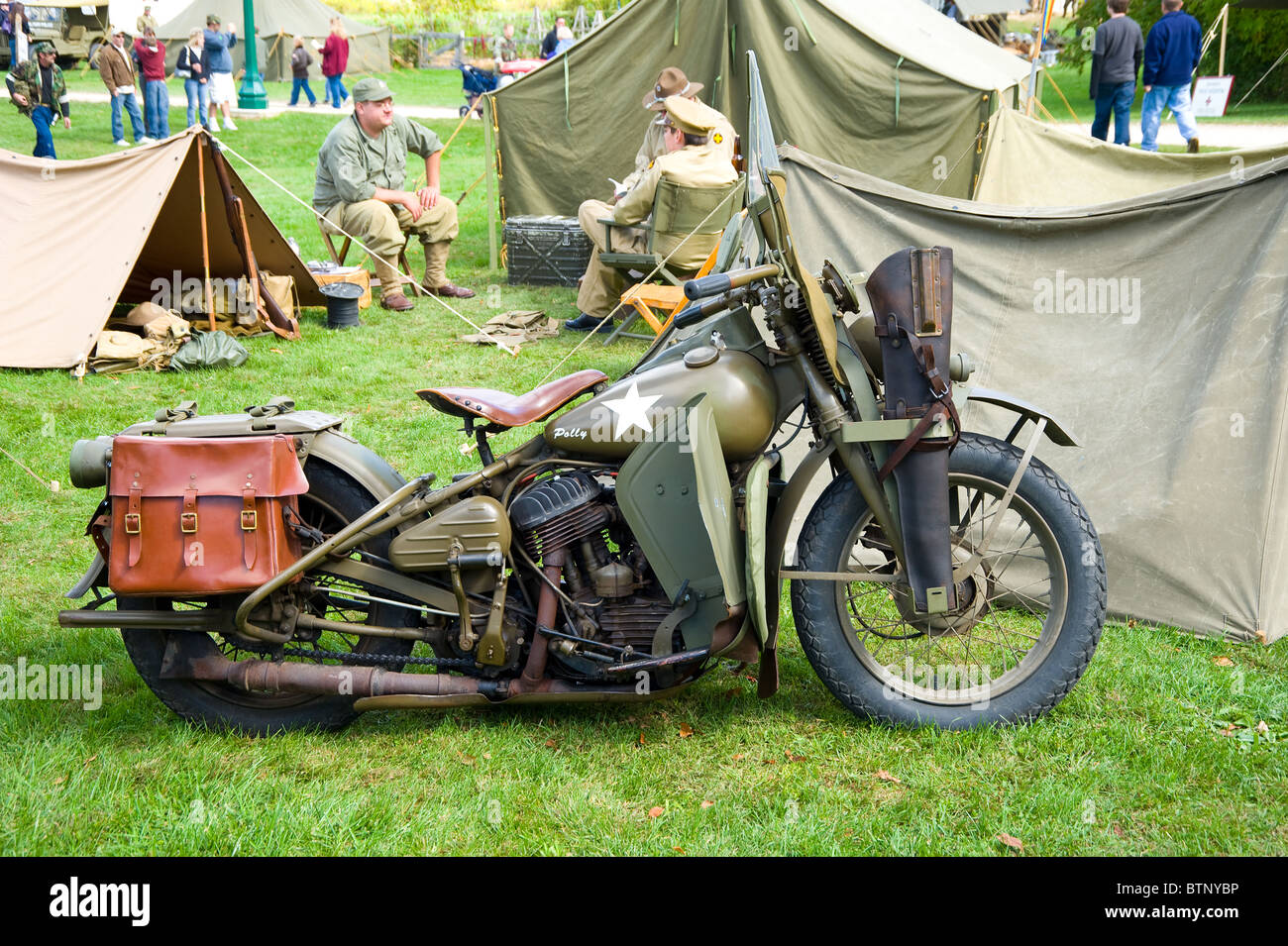 US army motorcycle from WWII time WW2 Harley Davidson : harley tent - memphite.com