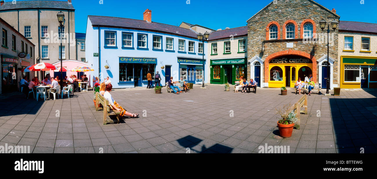 Craft Village Derry