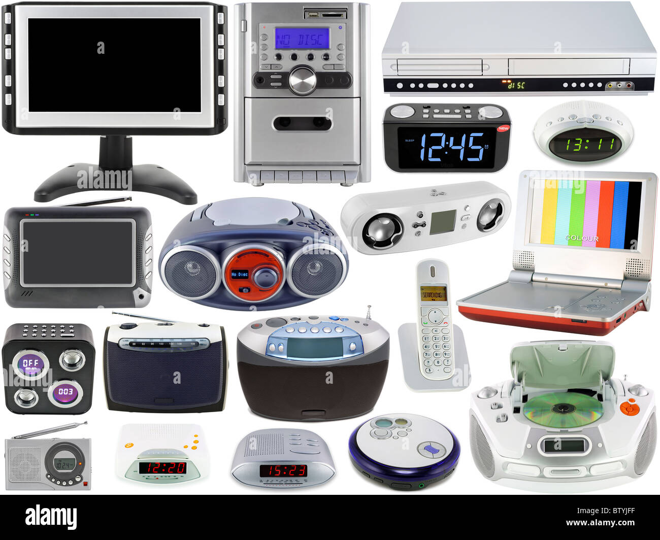 electronic devices at home images