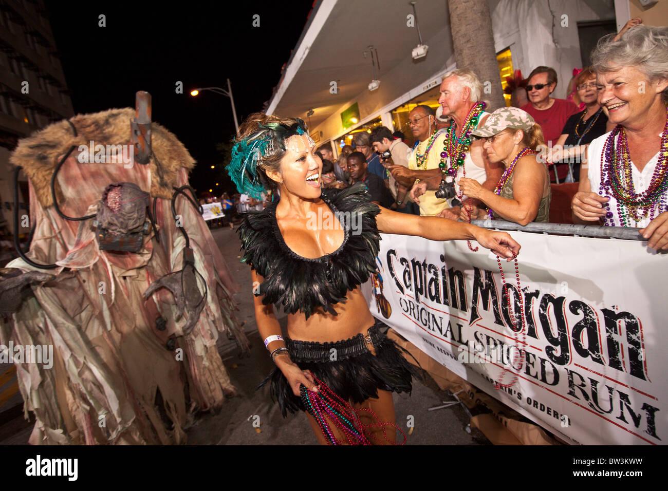 fantasy parade key west florida