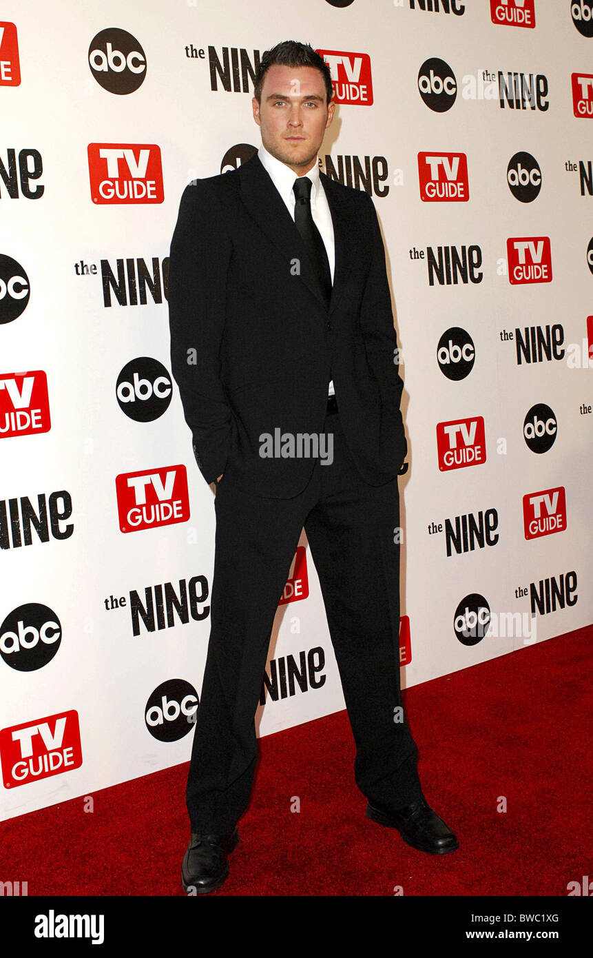 ABC TV Guide Host The Premiere Of THE NINE