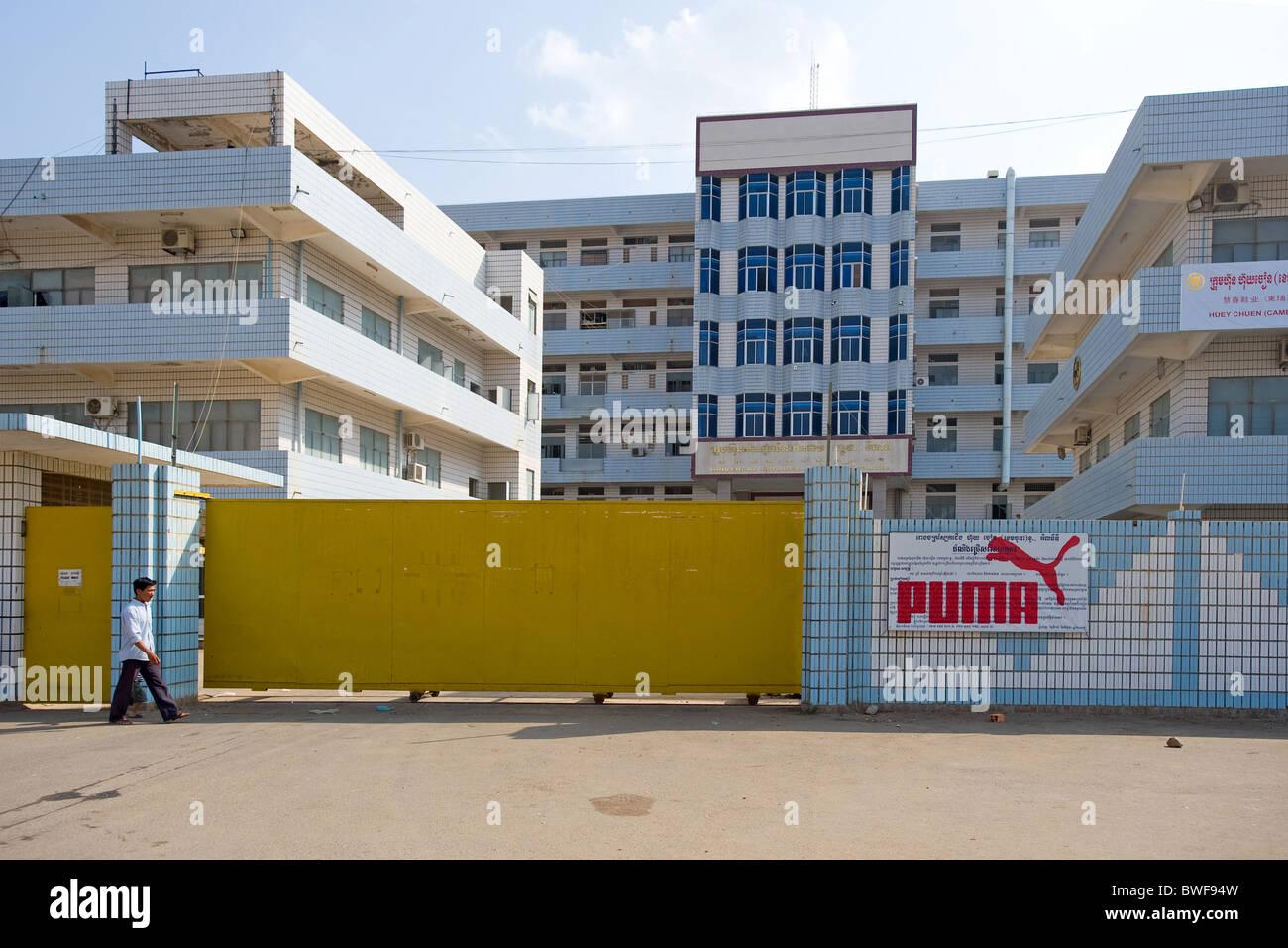 puma factory