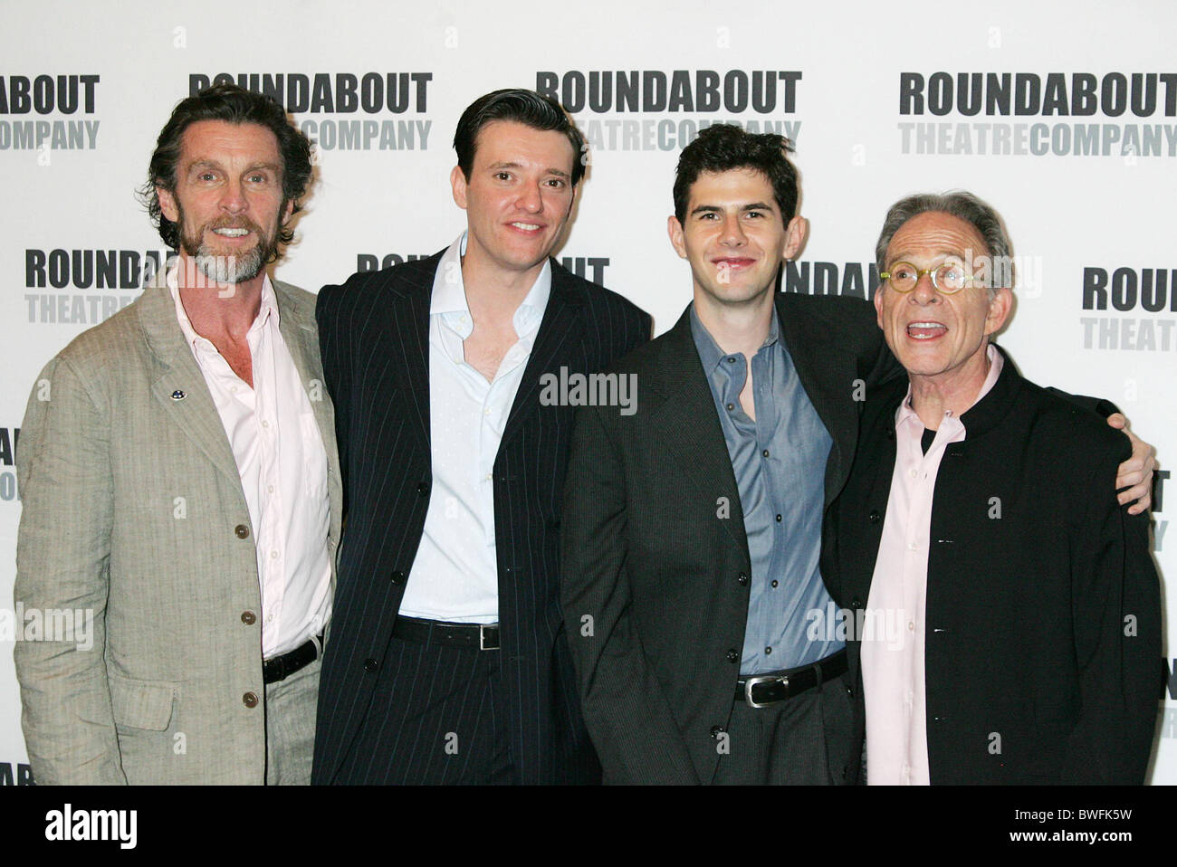 The Paris Letter Opening Night on Broadway Stock Photo, Royalty ...