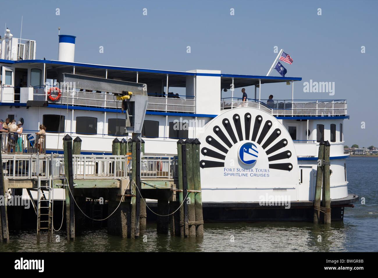 Boat Tours Charleston Sc Fort Sumter