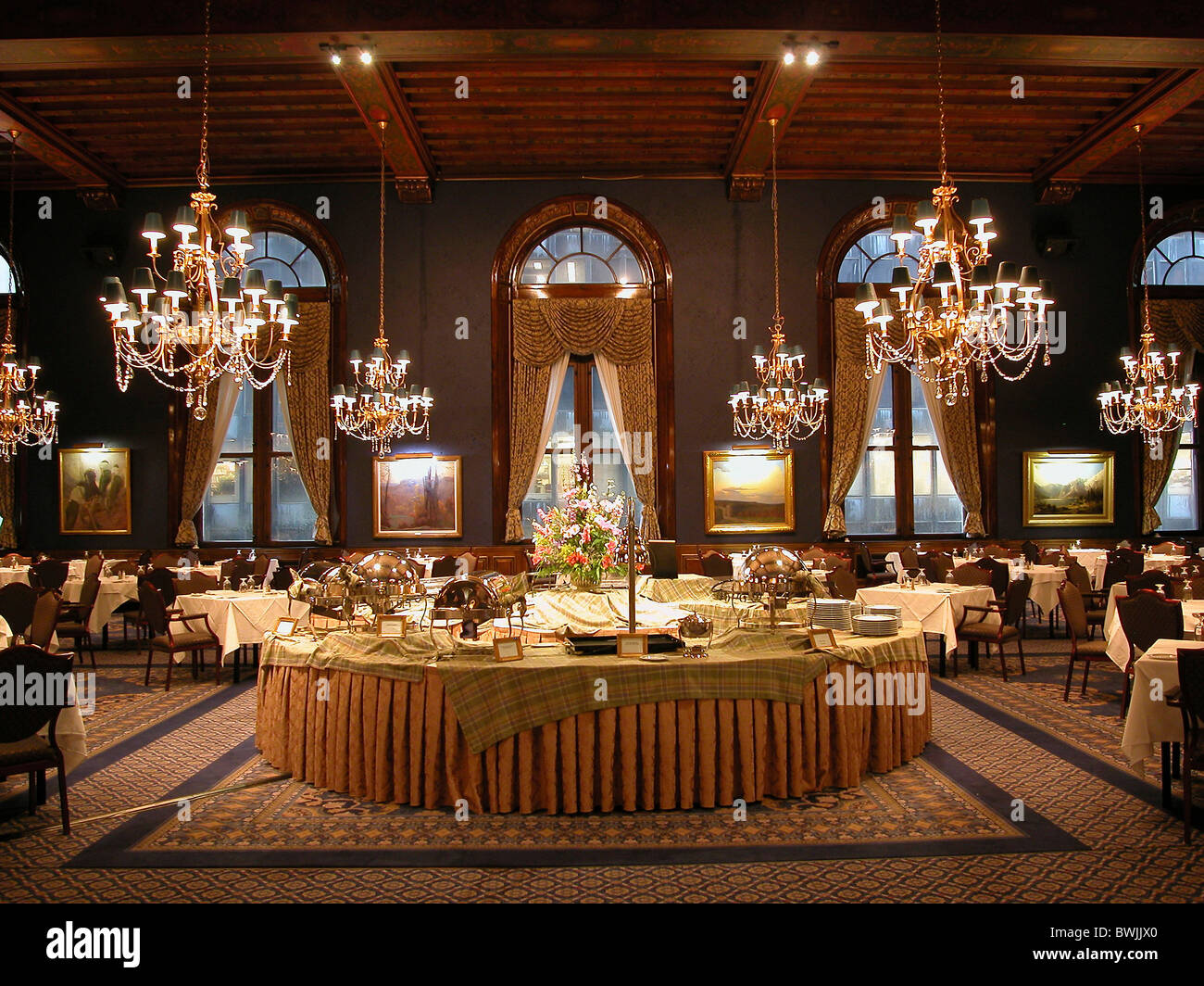 restaurant inside precious luxury dining room hall catering main stock photo restaurant inside precious luxury dining room hall catering main dining room union league club of chicago chi