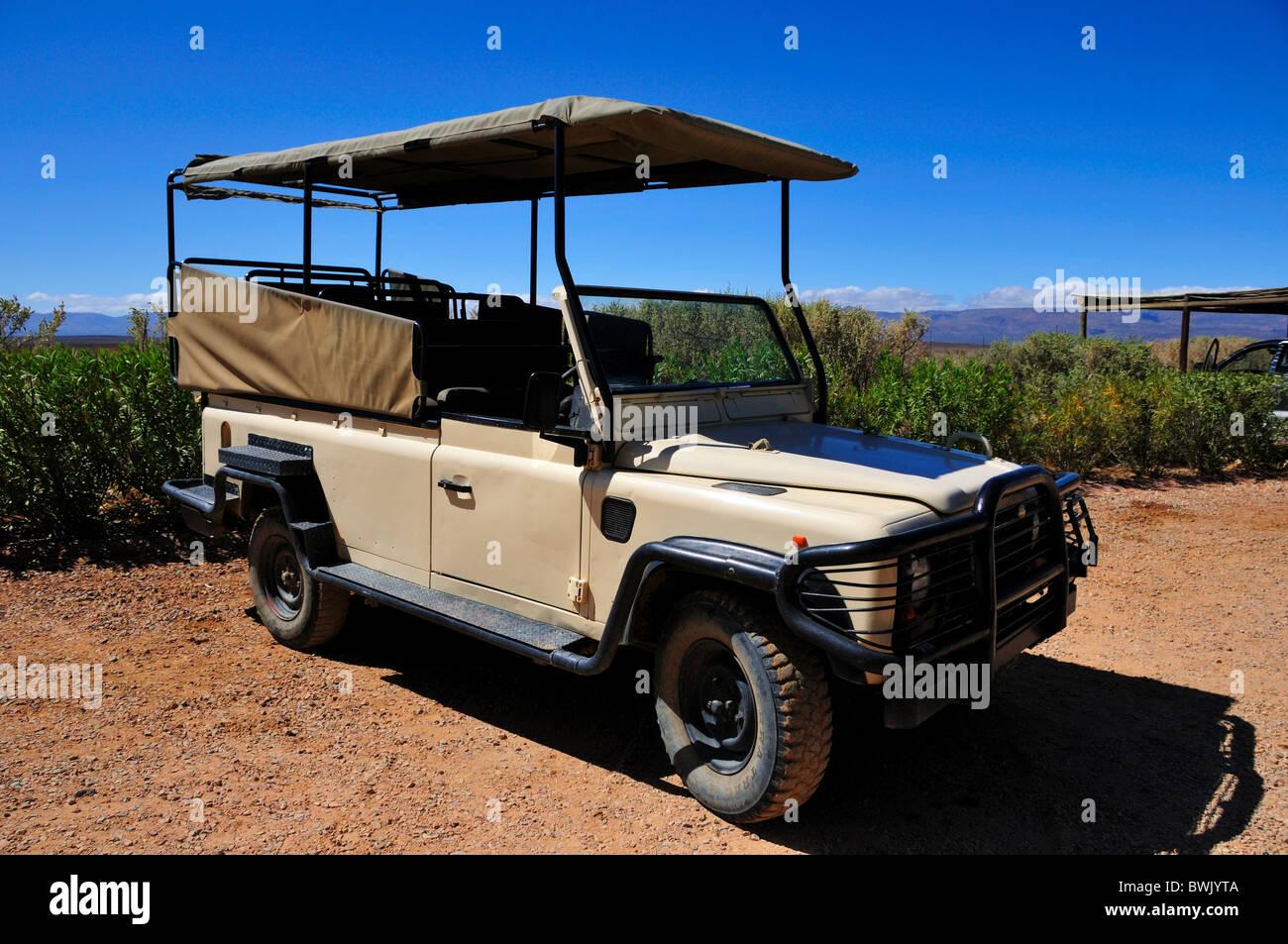 Image Gallery Safari Truck
