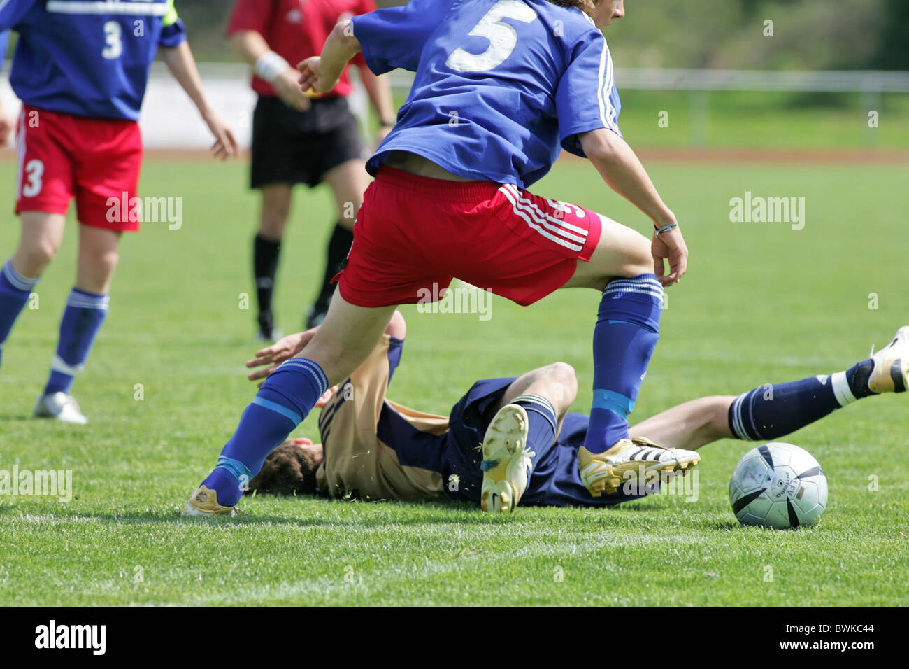 Fouls and misconduct (association football)