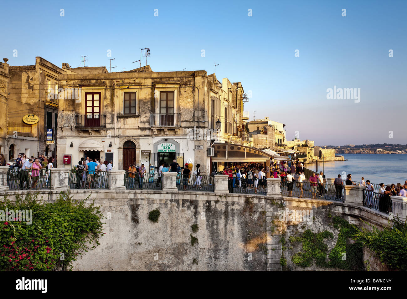 Grand Hotel Syracuse Sicily