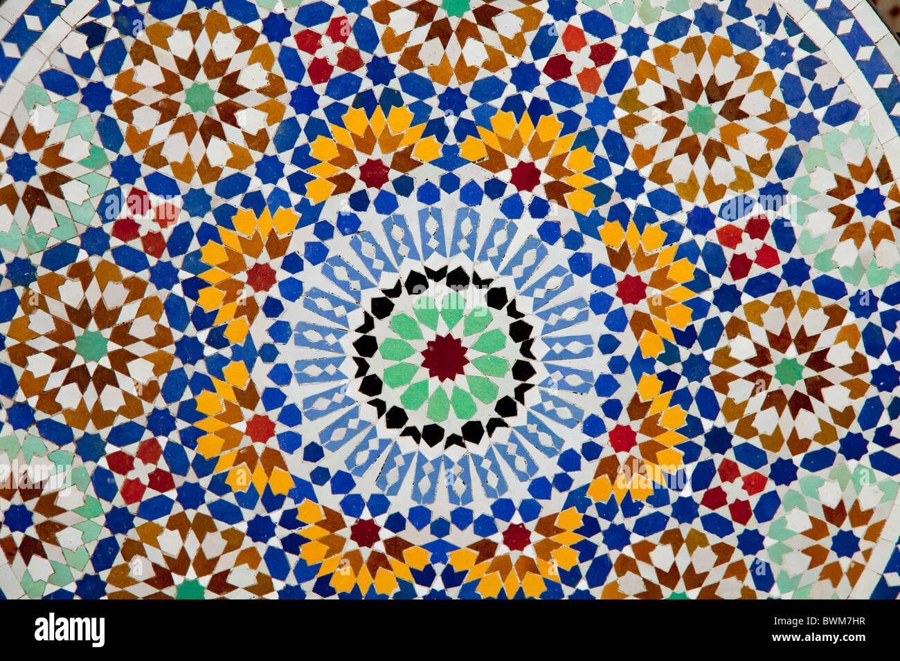 A ceramic factory manufacturing mosaic tile fountains and a ceramic factory manufacturing mosaic tile fountains and furniture in fes morocco dailygadgetfo Gallery