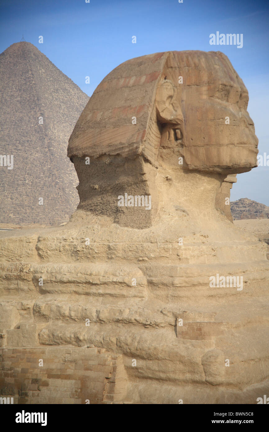 egypt north africa sphinx giza travel trip african architecture