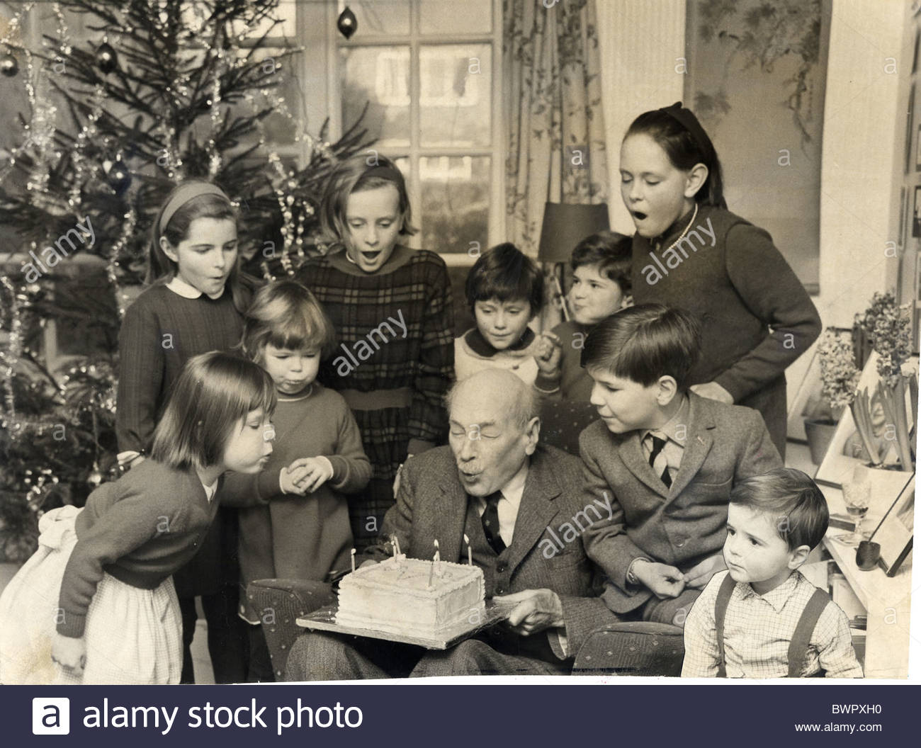 Clement Attlee grandchildren