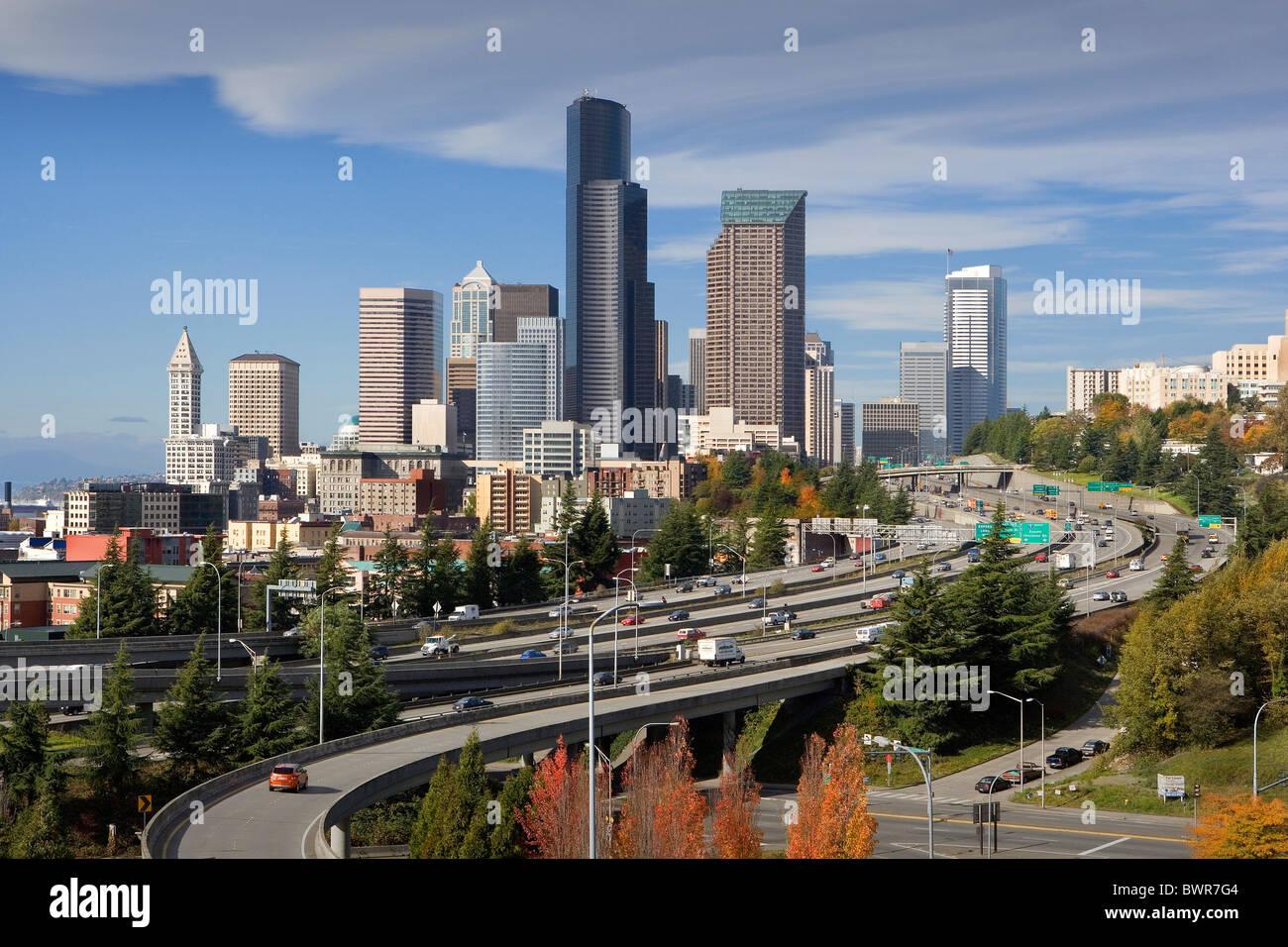 USA America United States North America Seattle City Washington - Is united states north america