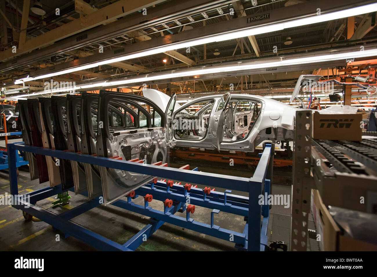 General motors assembly plant stock photo royalty free for General motors assembly plant