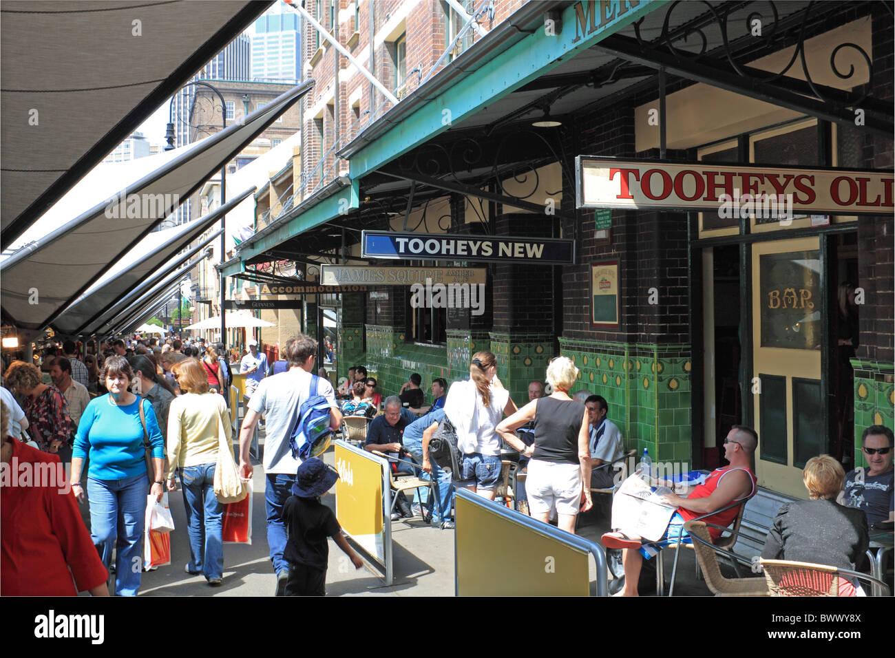 George Street Cafe Sydney