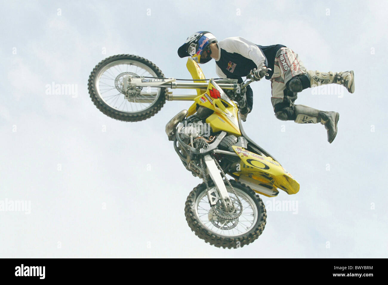 action fmx freestyle jump man moto cross motor sport motorbike stock photo royalty free image. Black Bedroom Furniture Sets. Home Design Ideas