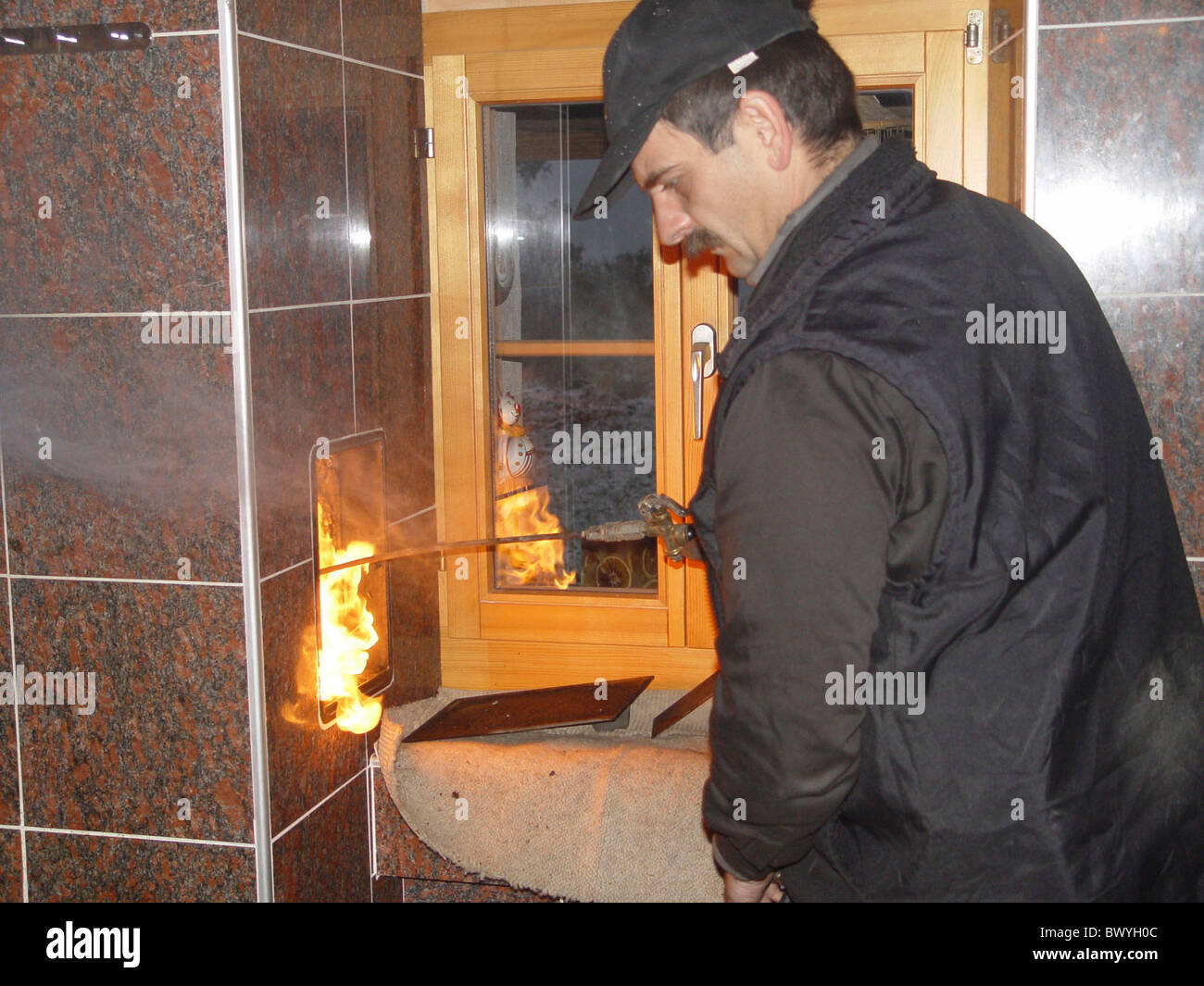 chimney chimney sweep chimneysweep fireplace fires flames inside