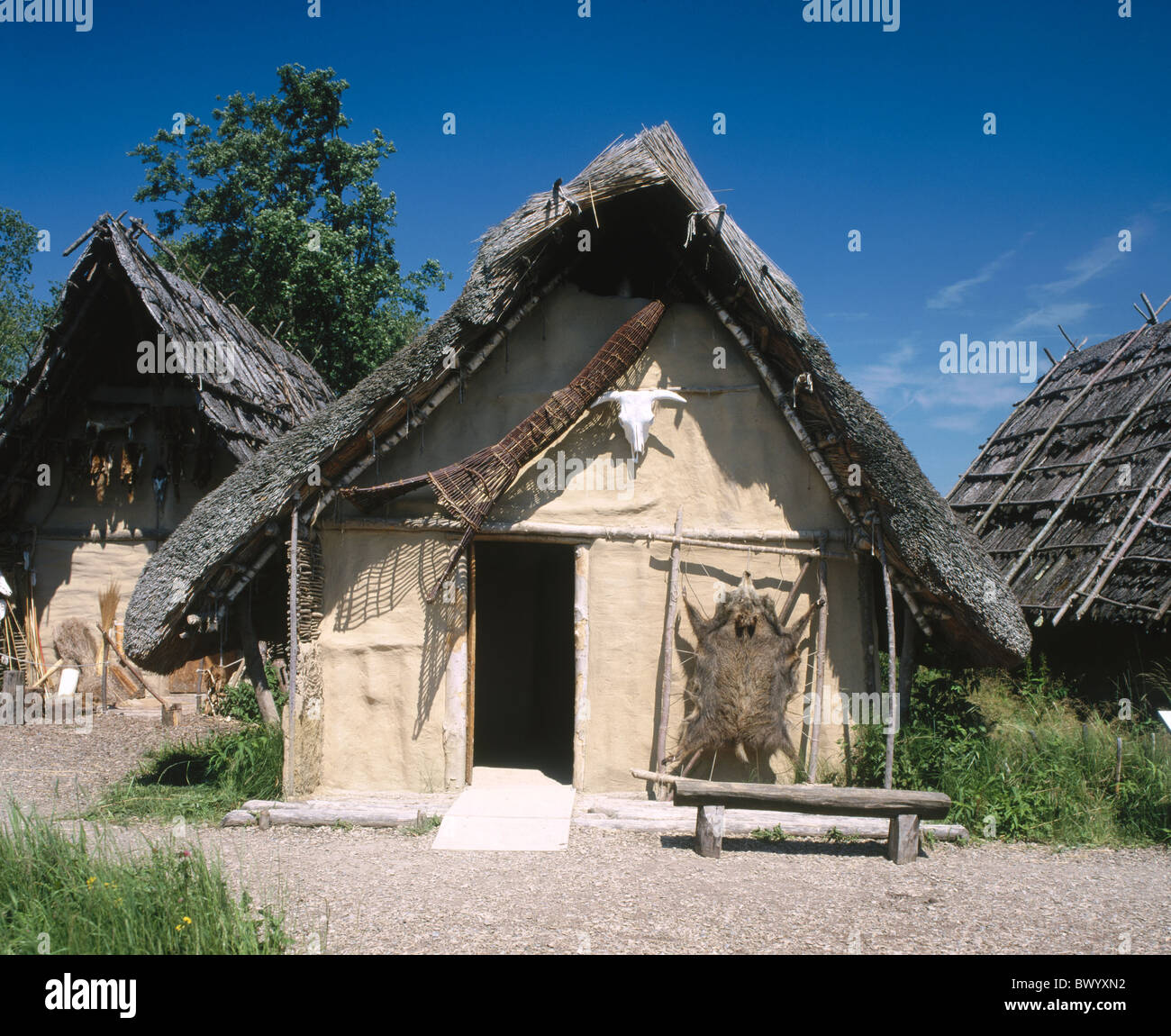 Pictures Of Stone Age Houses House