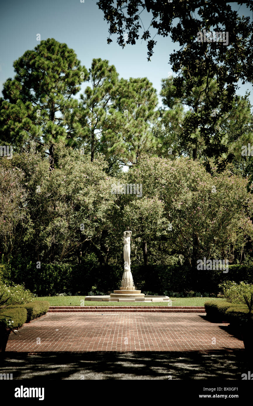 Since 1936, The New Orleans Botanical Garden In Louisiana, Has Delighted  Visitors With Its Gardens And Art Elements