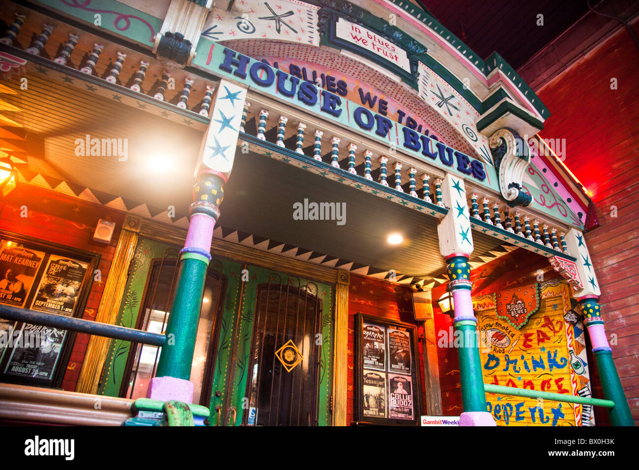 House Of Blues New Orleans Address House Plan 2017
