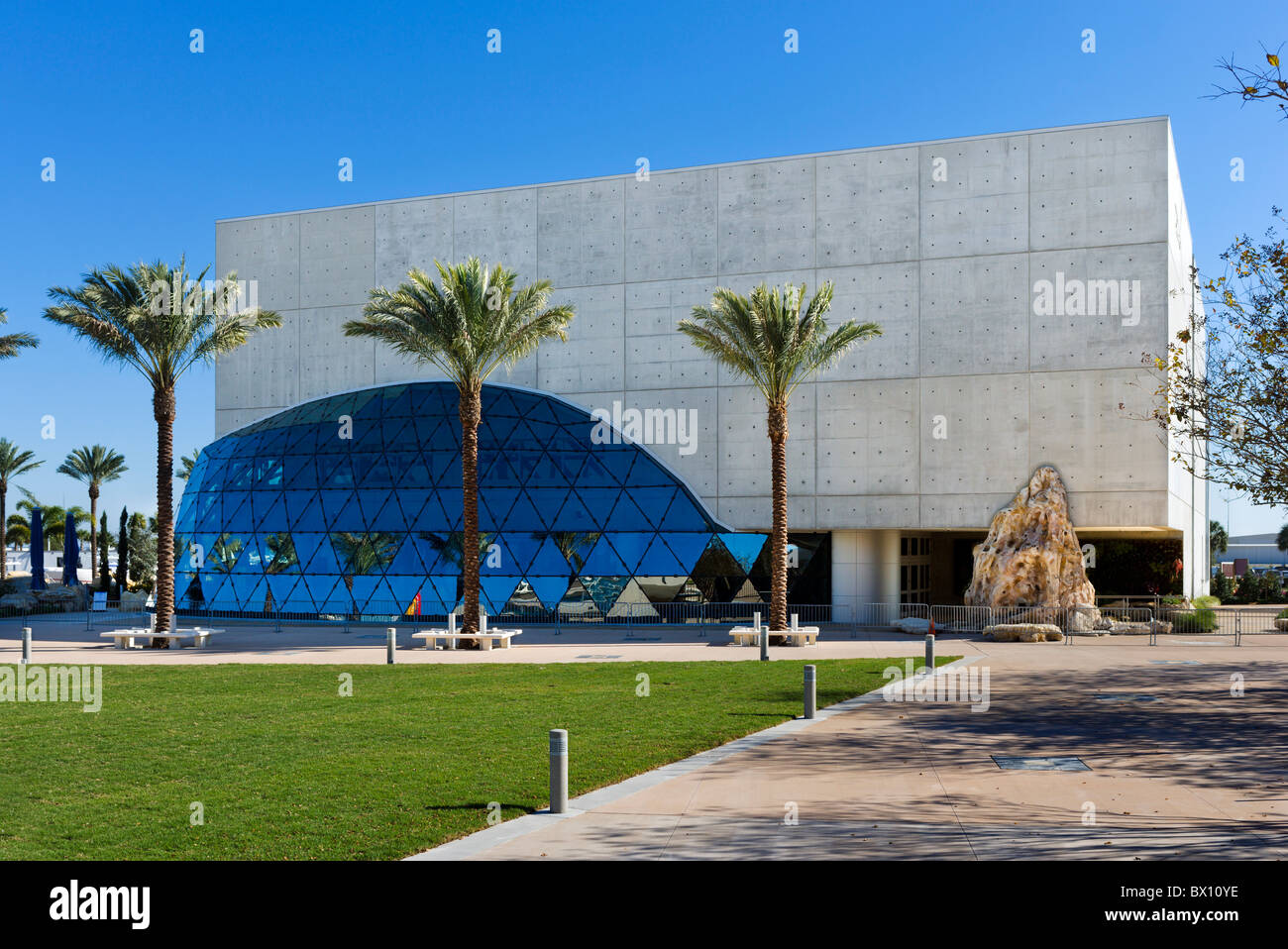 The New Salvador Dali Museum (open Jan 2011), St Petersburg, Florida, USA
