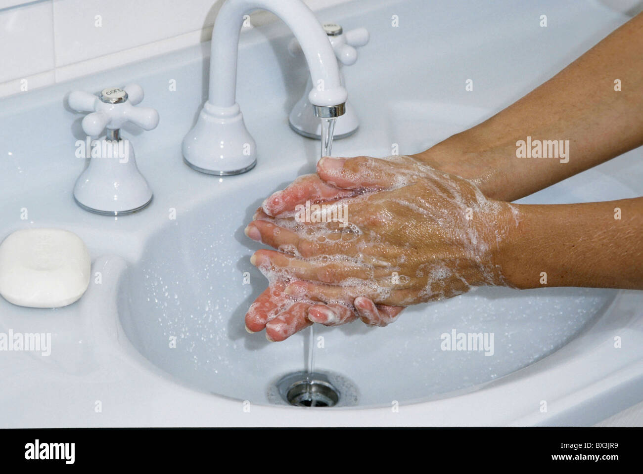 how to get clean hands