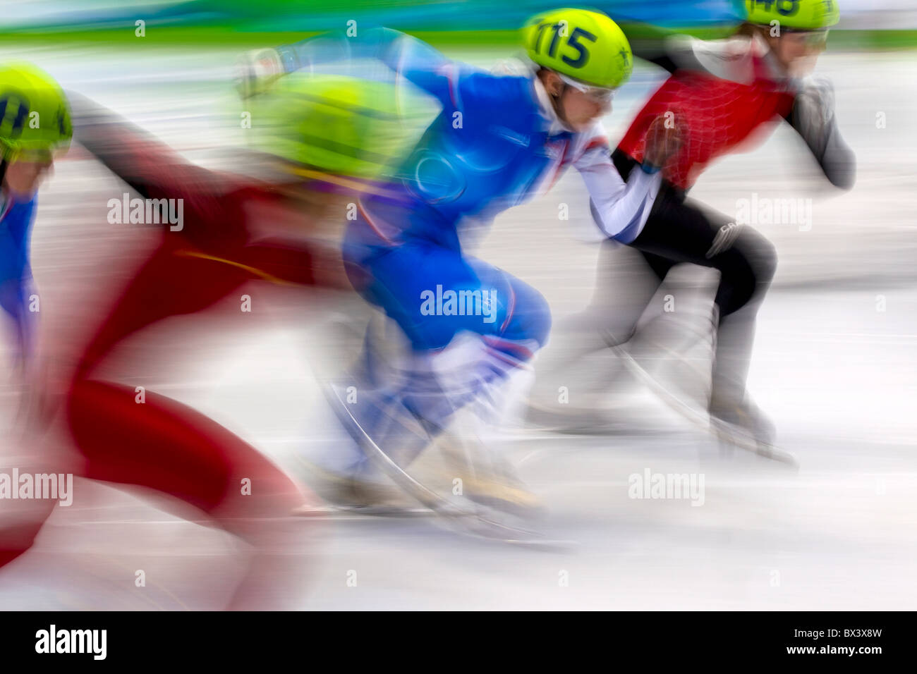 2010 Vancouver Winter Olympics; Womens short track speed ...