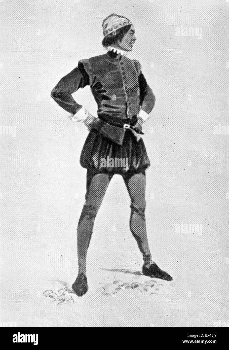 Fashion during the shakespearean time Elizabethan Clothing Fashion - Men - Elizabethan Era
