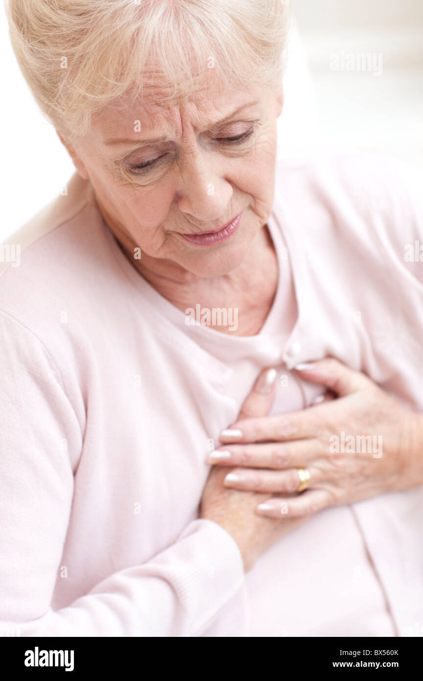 stock photo heart attack
