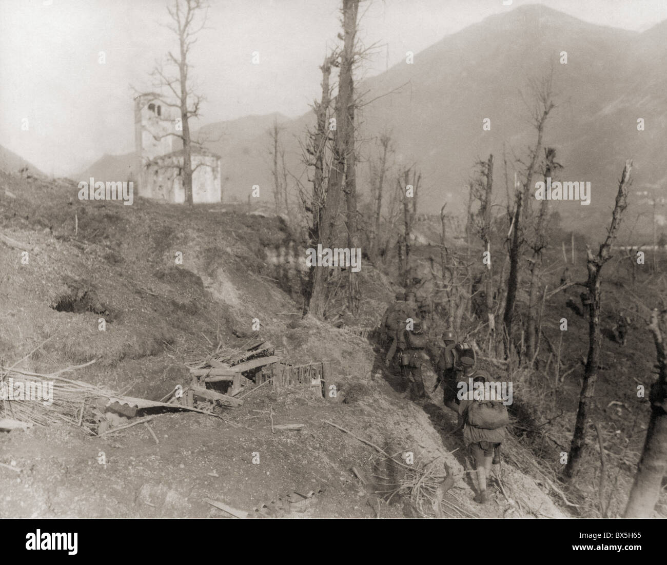 Events first world war wwi italy battle of caporetto twelfth events first world war wwi italy battle of caporetto twelfth battle of the isonzo october 1917 german troops in a conqu sciox Gallery