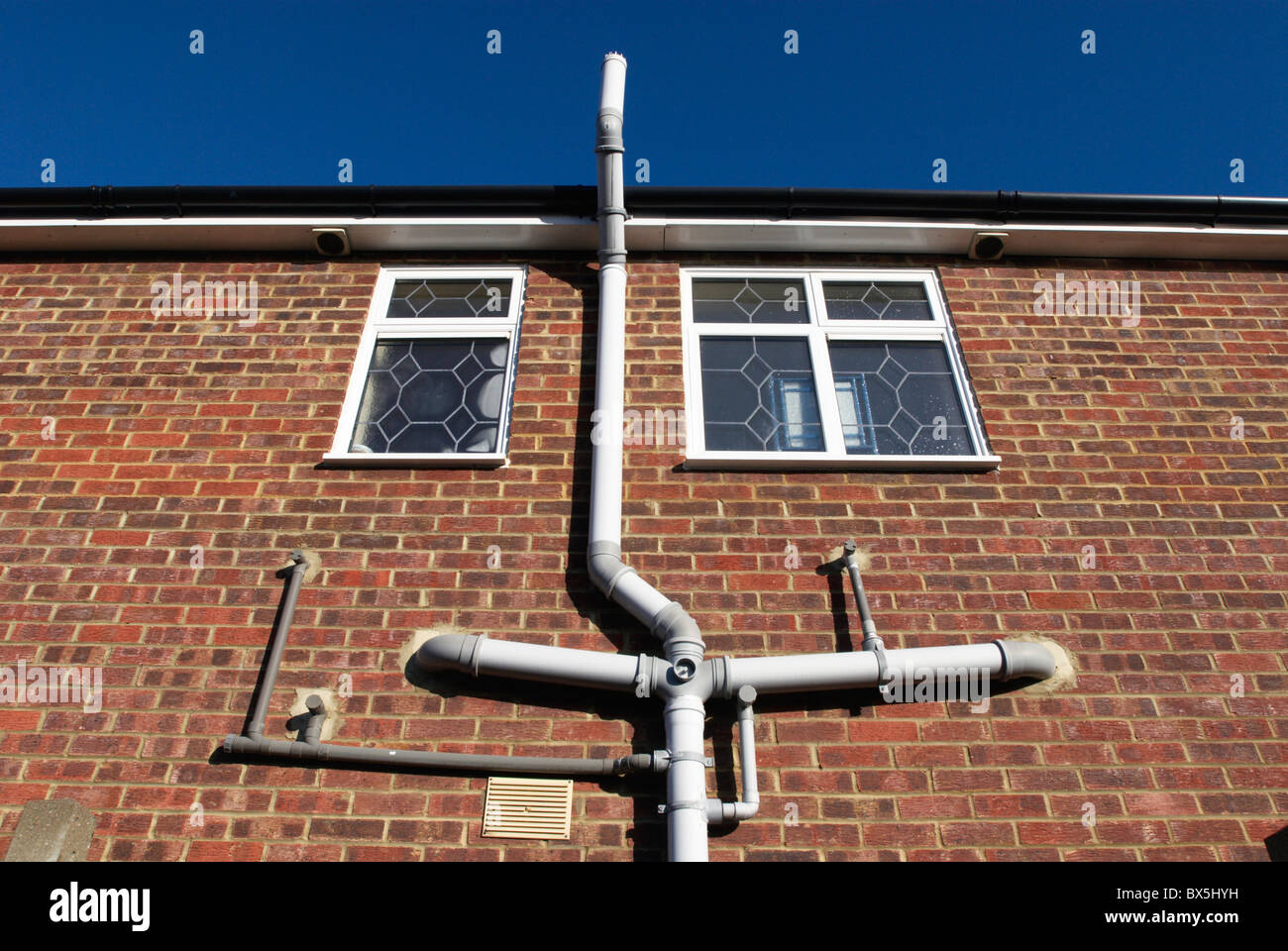 House drain pipe images galleries for Water pipeline design for home