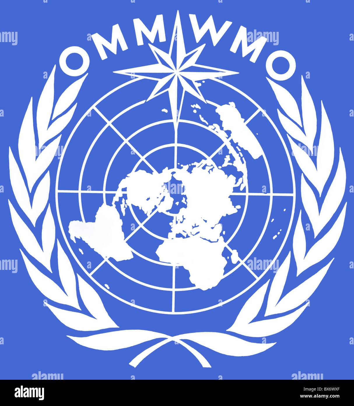 politics united nations un omm wmo logo special