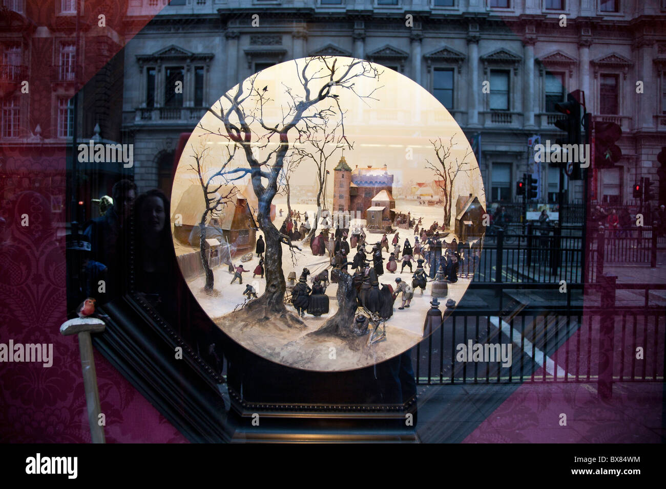 Fortnum mason store london christmas window display - Fortnum and mason christmas decorations ...