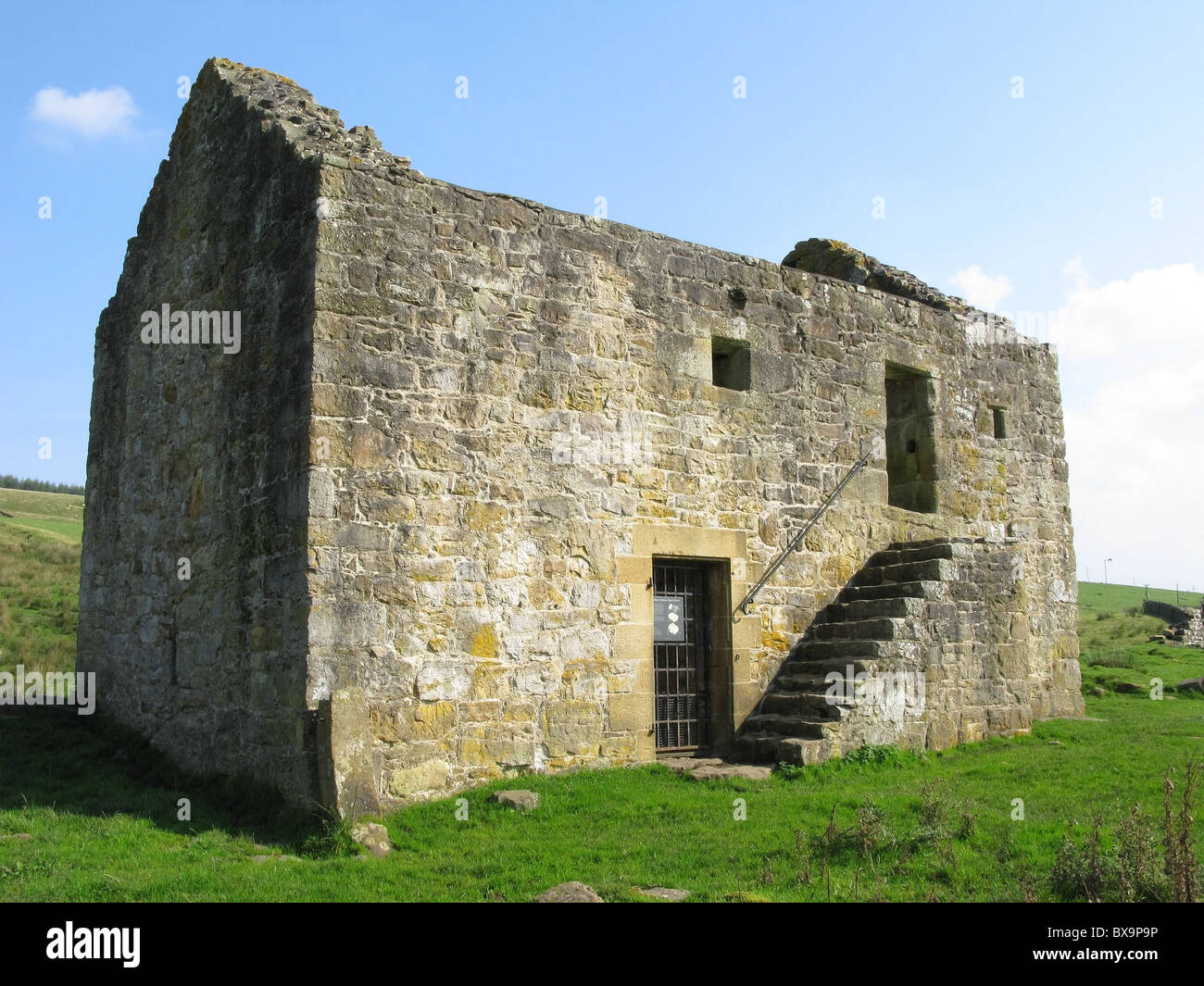 black middens bastle house tarset valley northumberland