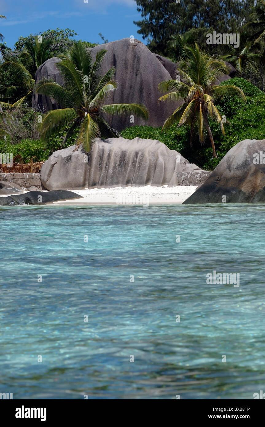 Photo anse source d argent seychelles