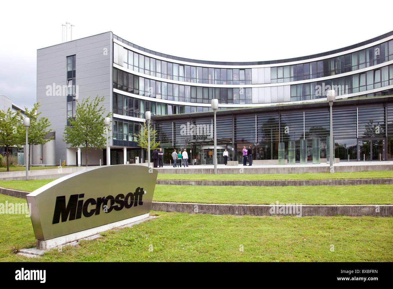 microsoft corporate office address