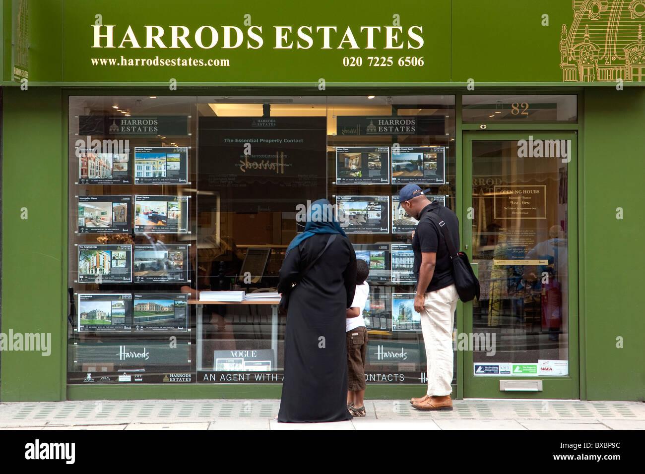 harrods estates real estate agent in london england. Black Bedroom Furniture Sets. Home Design Ideas