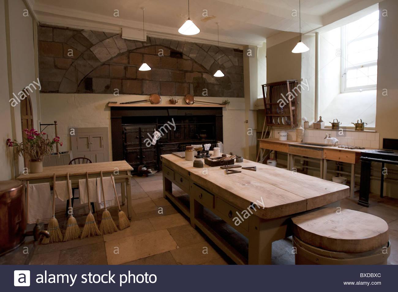 Victorian Kitchen Floor Victorian Kitchen Stock Photos Victorian Kitchen Stock Images