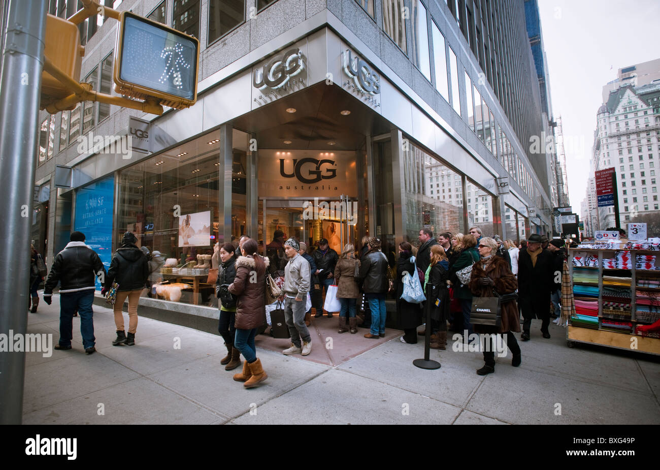 uggs shops new york