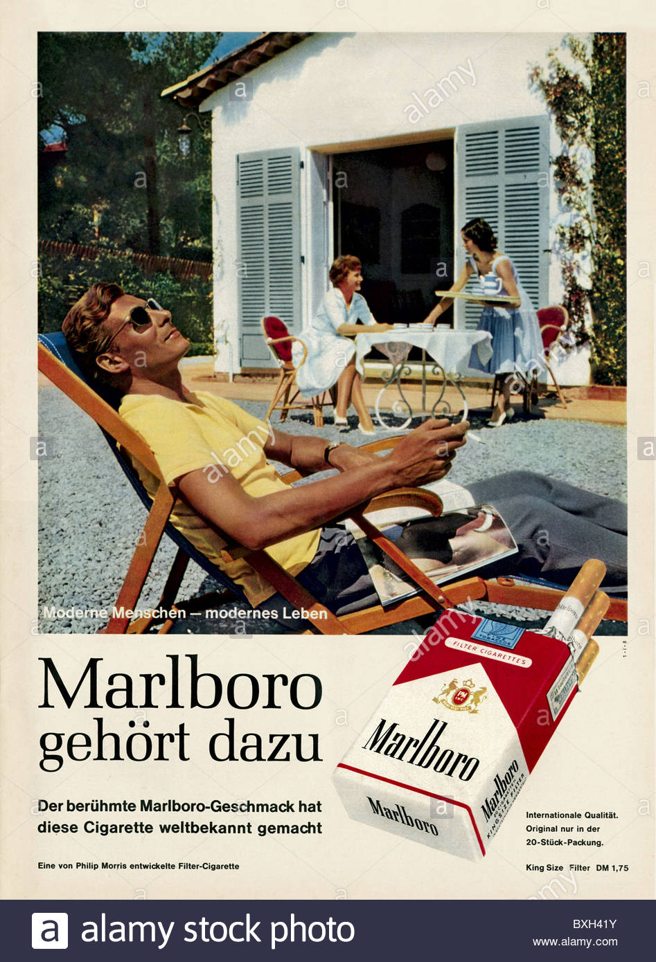 Carton of cigarettes Marlboro duty free Canada