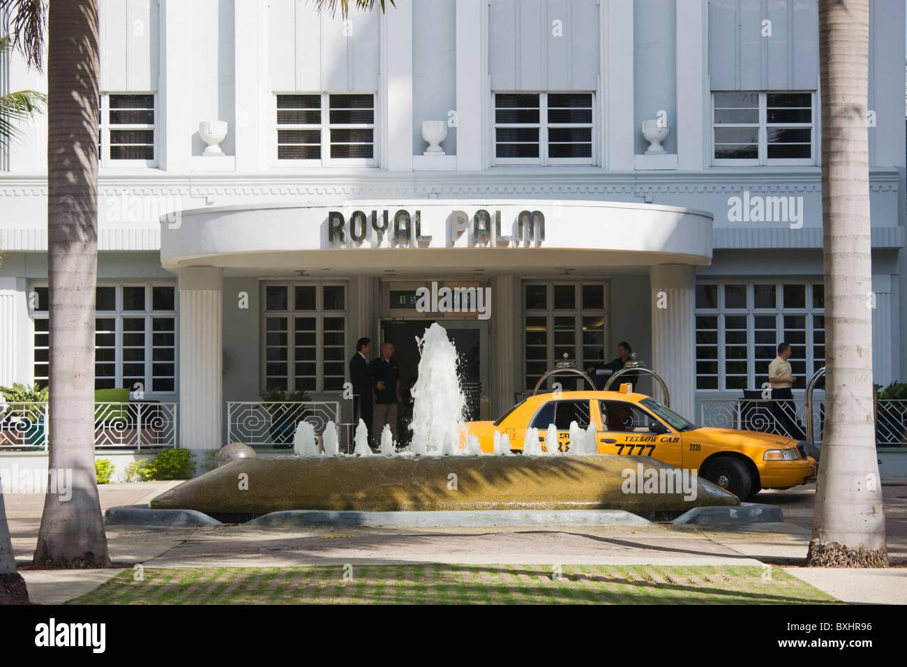 Miami Beach Taxi Cab