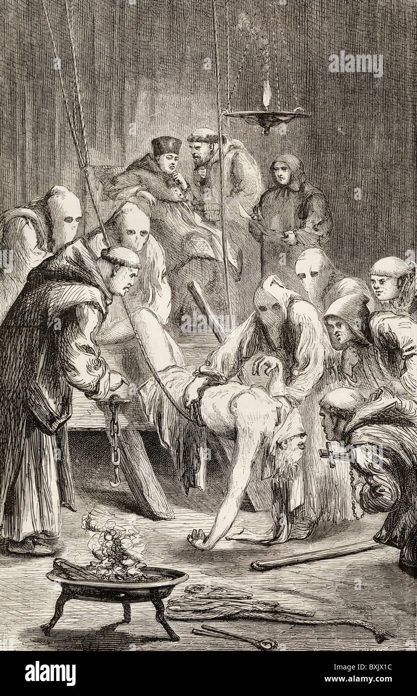 Machine de Mort, L'Inquisition - 3 de 3 - Video Dailymotion
