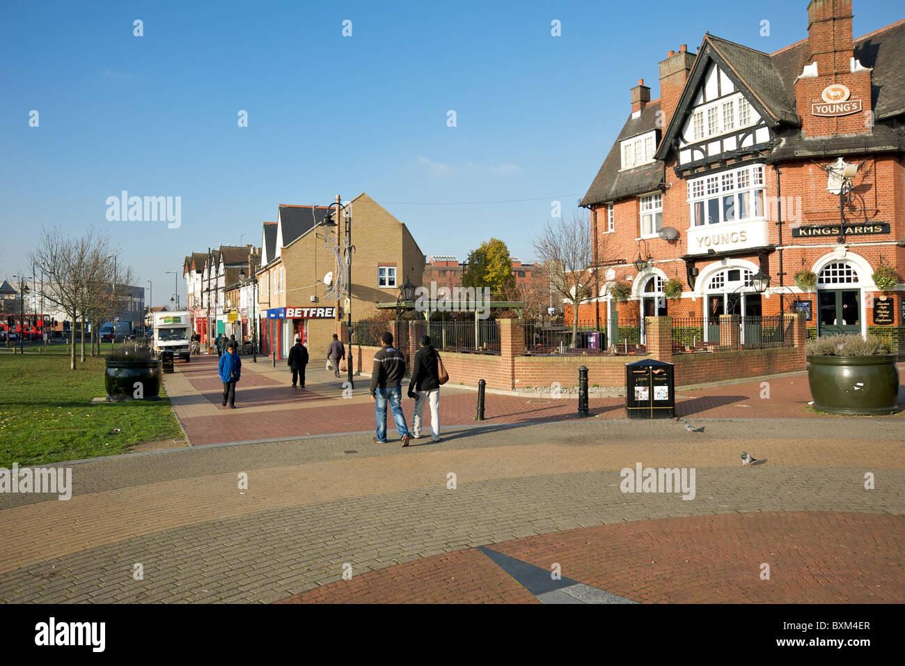 Mitcham to Surrey - 7 ways to travel via train, plane, and ...