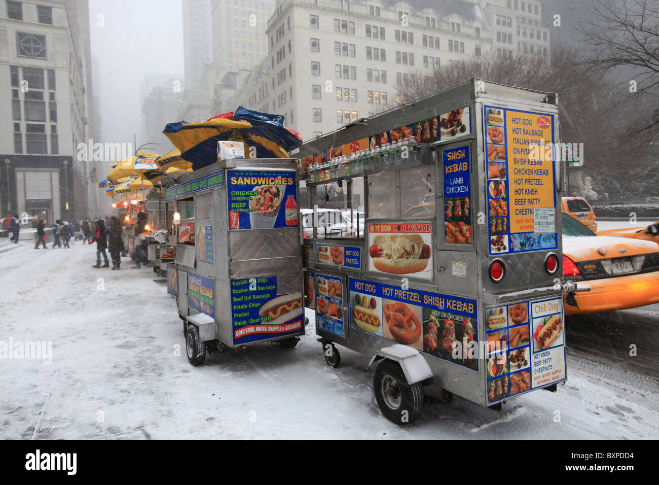 Free Hot Dogs Nyc