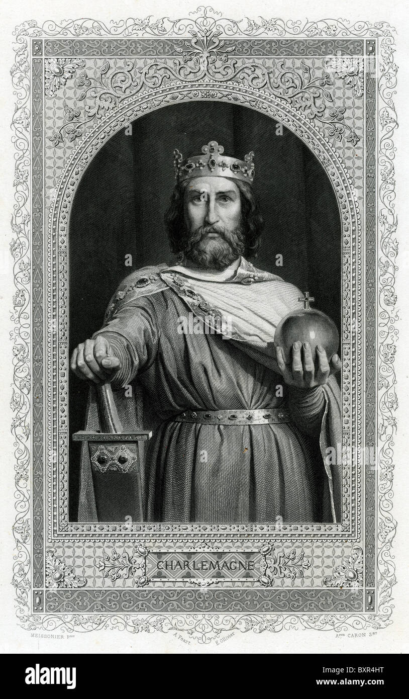 a biography of charlemagne or charles the great Charles the great introduction this text is about charles the great (charlemagne) who ruled the frankish empire and managed to gather, if only during a short time, the christian world and reinvigorate the thought of a unified empire with a roman emperor in west.