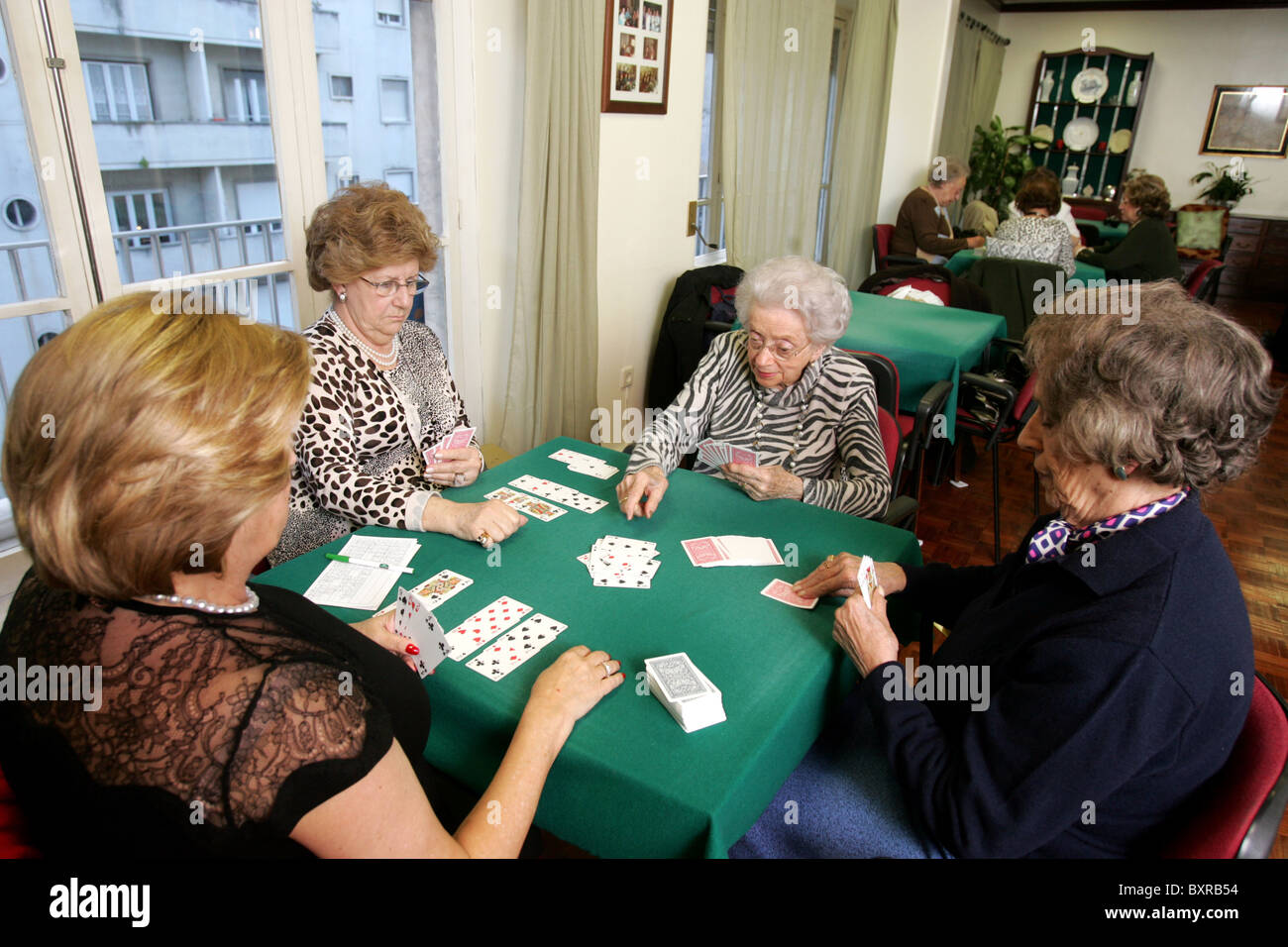 Gambling ladies