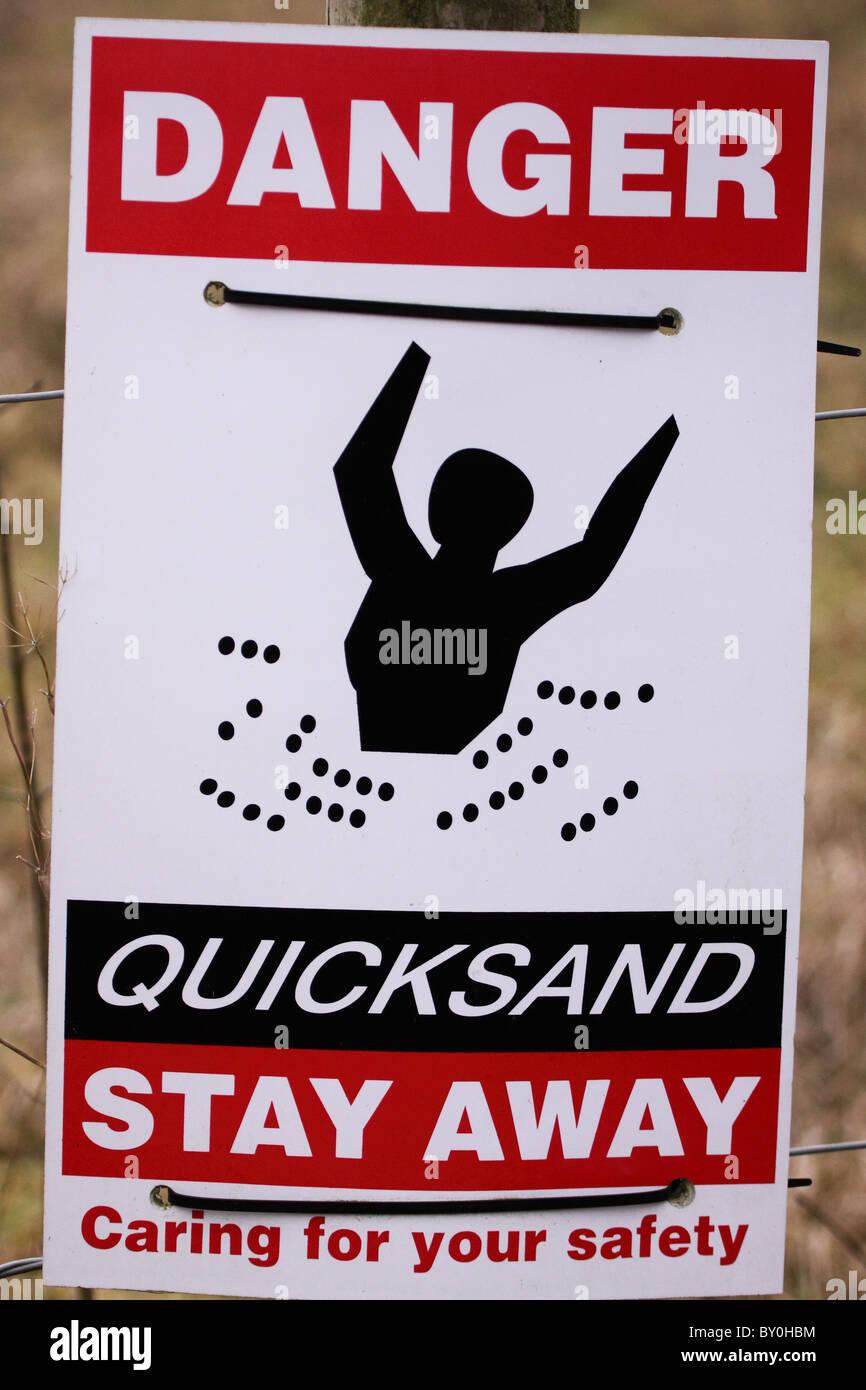 Danger Quicksand Details