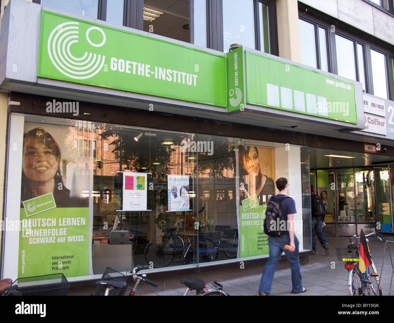 Institut Munchen Goethe