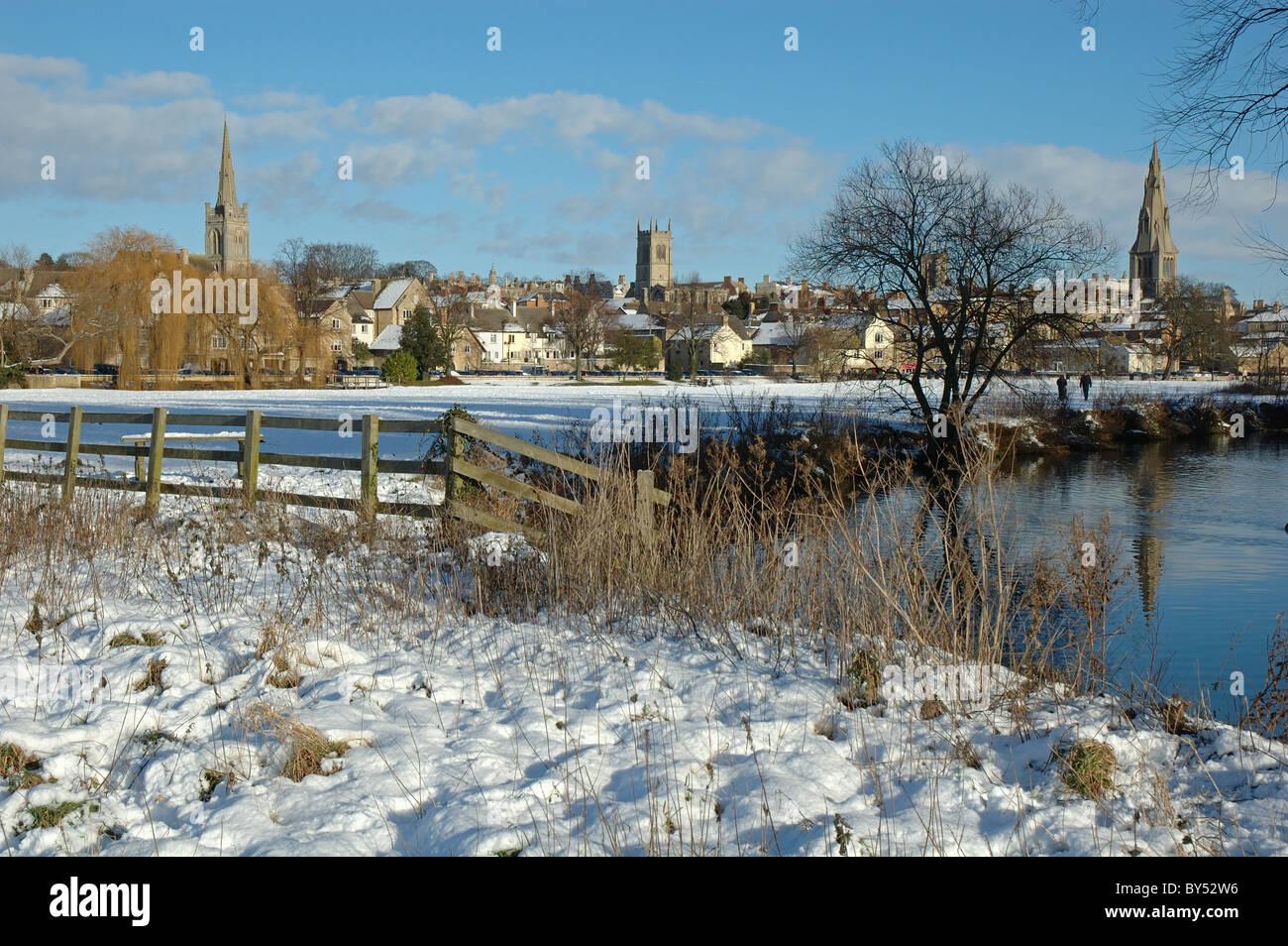 england winter