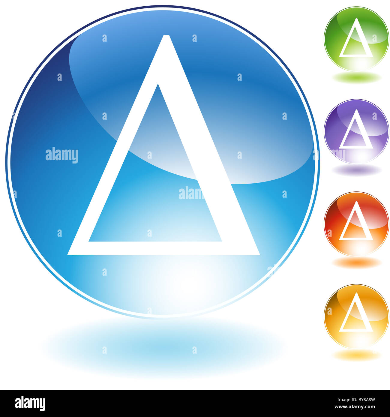 An image of the greek delta symbol stock photo royalty free image an image of the greek delta symbol buycottarizona